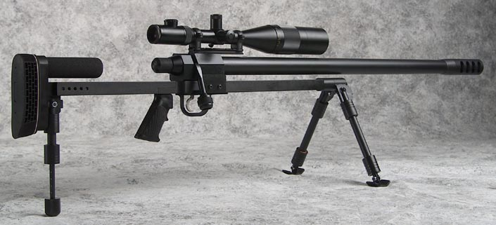Rebel Rifles East Ridge Gun Company